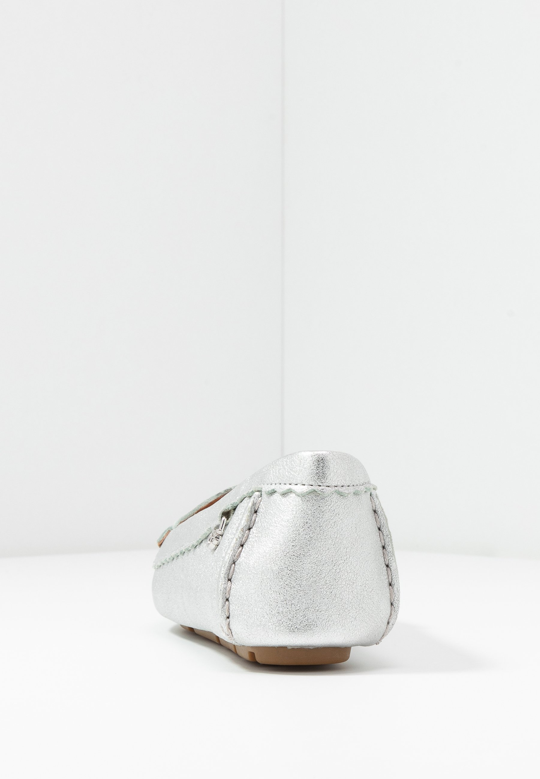 UGG BEV - Półbuty wsuwane - silver