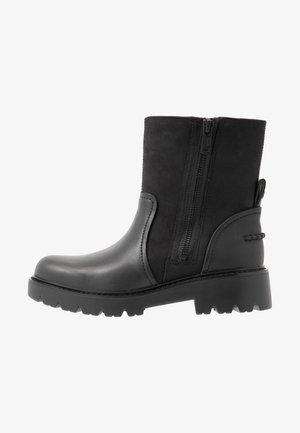 POLK - Støvletter - black