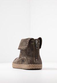 UGG - VARNEY - Kotníková obuv - slate - 5