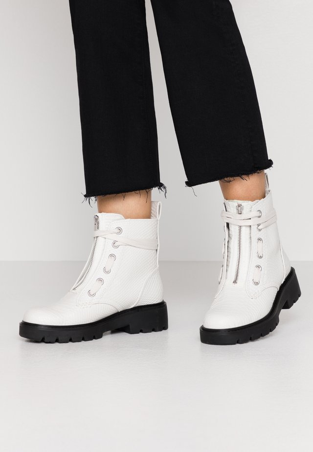 DAREN - Lace-up ankle boots - wext