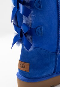 UGG - BAILEY BOW - Classic ankle boots - deep periwinkle - 2