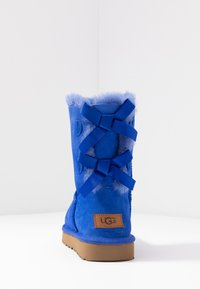 UGG - BAILEY BOW - Classic ankle boots - deep periwinkle - 5
