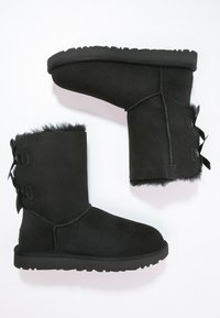 UGG - BAILEY BOW - Bottines - black - 2
