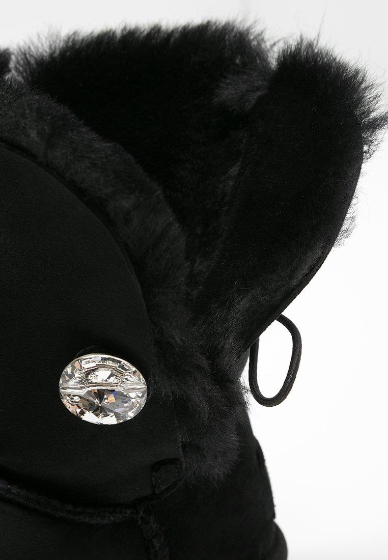 UGG BAILEY - Vinterstøvler - black