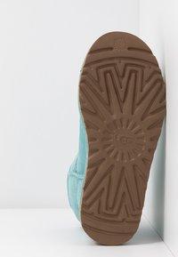 UGG - CLASSIC MINI II - Ankle boots - blue crush - 6