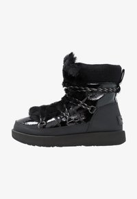 UGG - HIGHLAND WATERPROOF - Vinterstøvler - black - 1