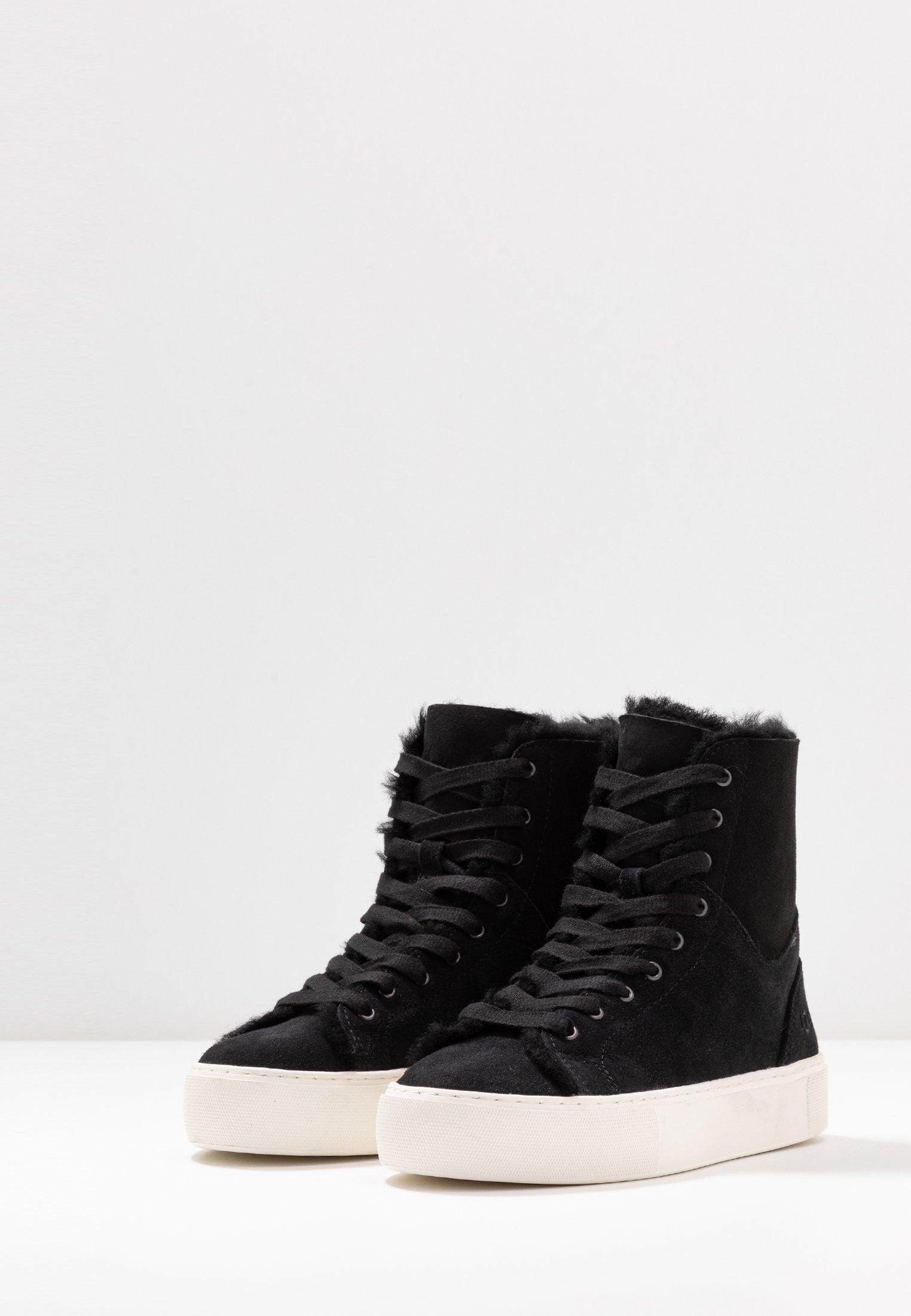 UGG BEVEN Sneakers alte black Zalando.it