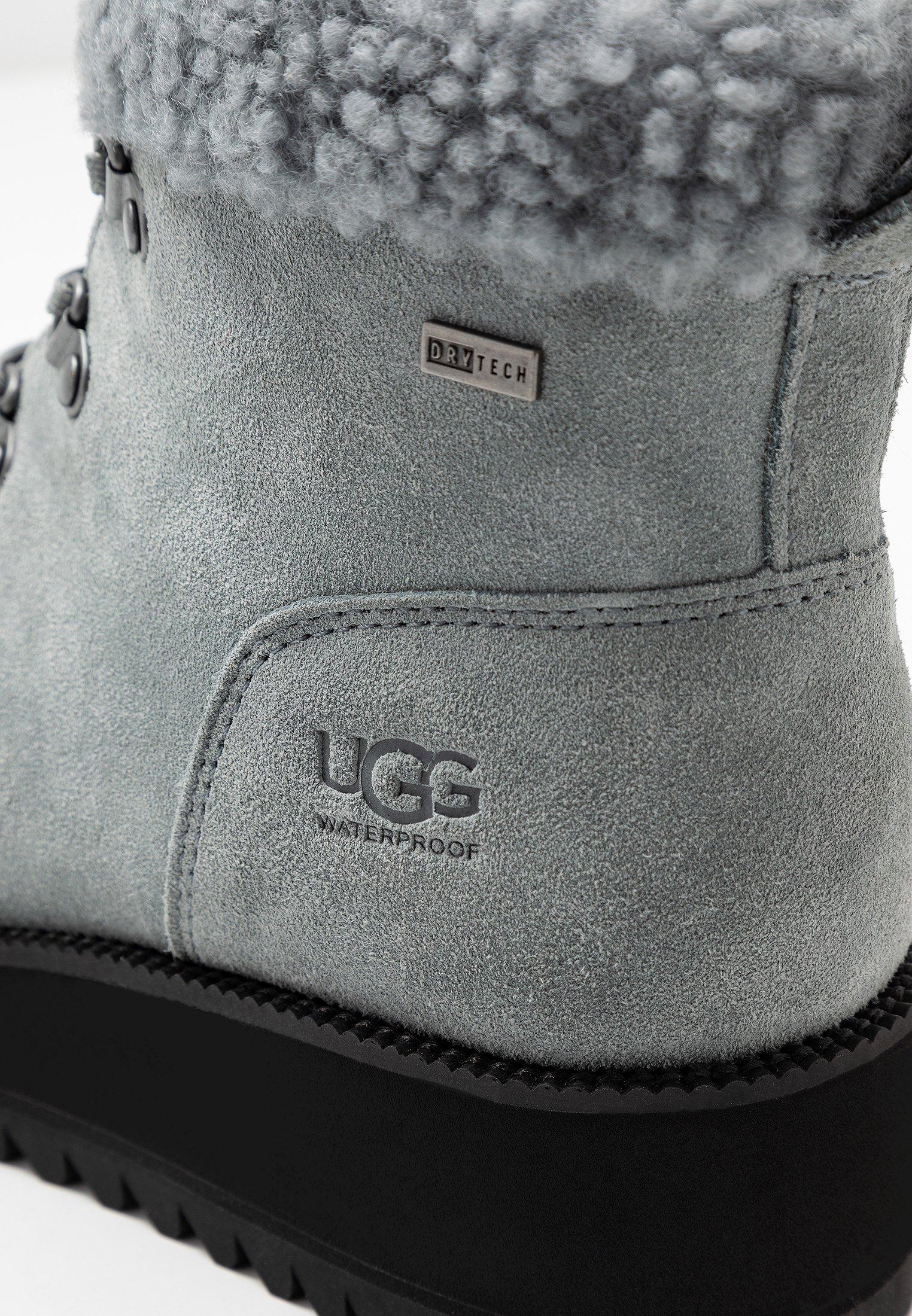 UGG BIRCH LACE-UP - Snowboot/Winterstiefel geyser