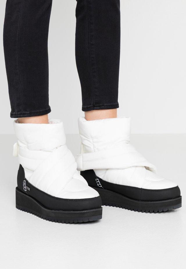 MONTARA - Winter boots - white