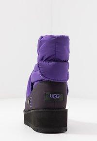 UGG - MONTARA - Zimní obuv - violet bloom - 5