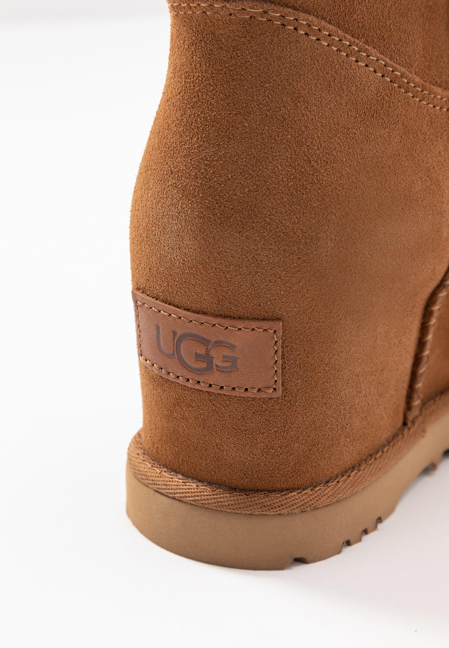 Ugg Classic Femme Mini - Ankelboots Chestnut