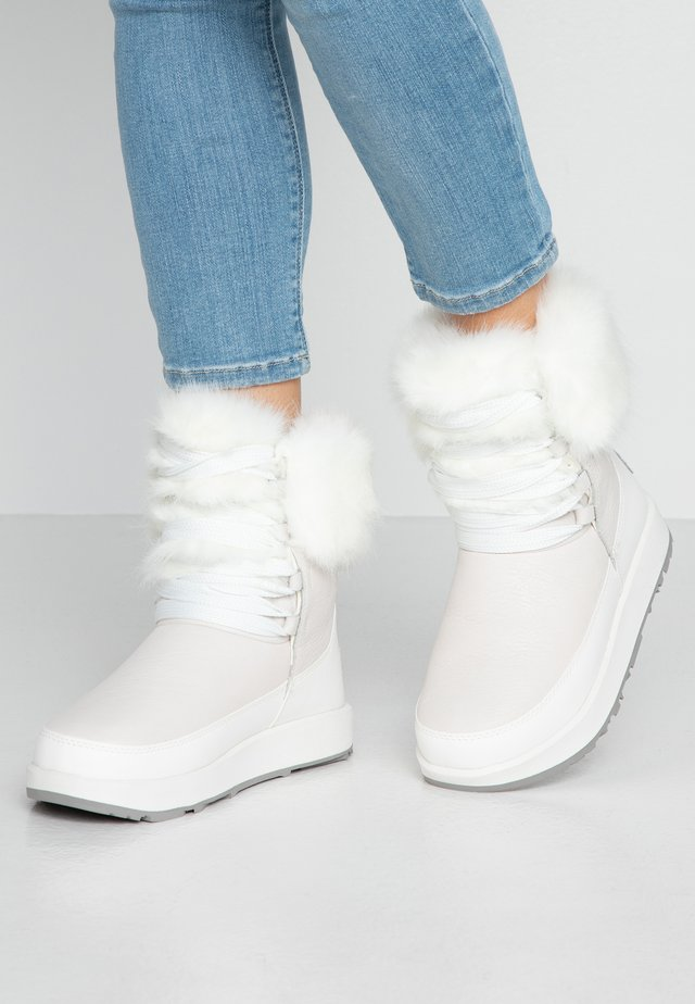 GRACIE WATERPROOF - Winter boots - white