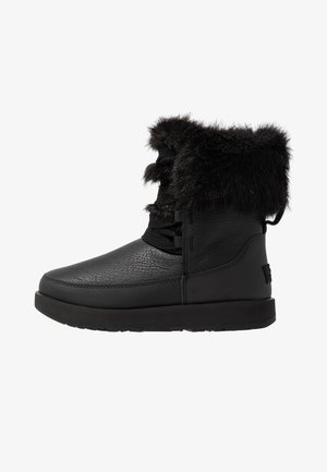 GRACIE WATERPROOF - Winter boots - black