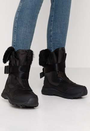 TAHOE - Vinterstøvler - black