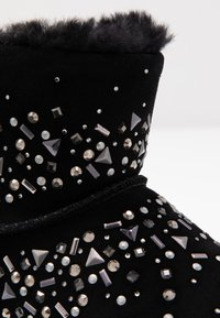 UGG - CLASSIC GALAXY BLING MINI - Ankle boots - black - 2