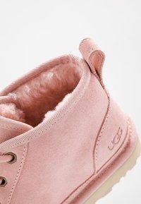 UGG - NEUMEL - Ankle boots - light pink - 2