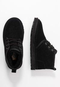 UGG - NEUMEL - Korte laarzen - black - 3