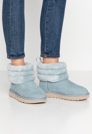 FLUFF MINI - Winter boots - succulent