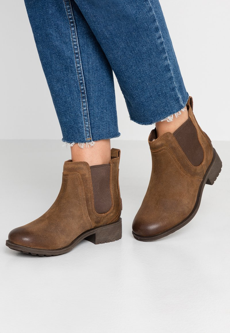 UGG - BONHAM BOOT - Classic ankle boots - chipmunk