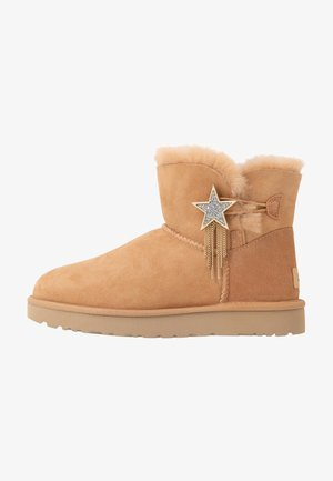 MINI BAILEY STAR - Ankle boots - bronzer