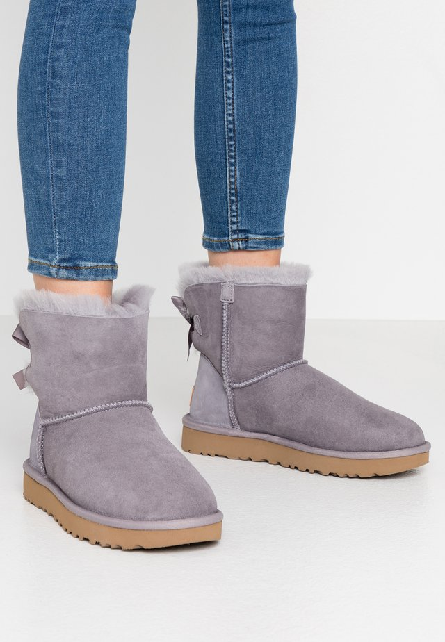 MINI BAILEY BOW - Classic ankle boots - soft amethyst