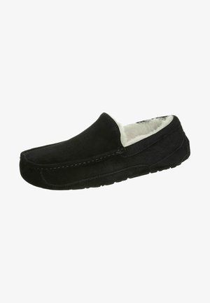 ASCOT - Slippers - black