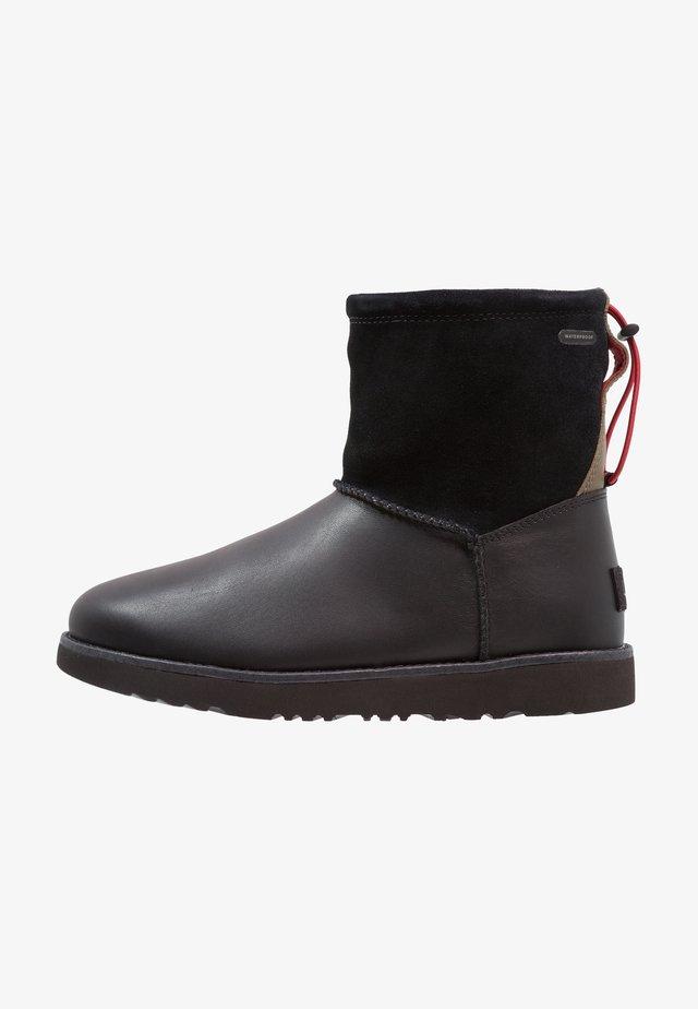 CLASSIC TOGGLE WATERPROOF - Snowboots  - black