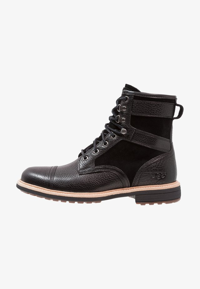 MAGNUSSON - Veterboots - black