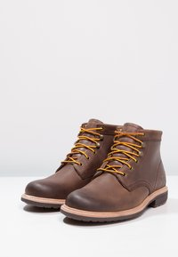 UGG - VESTMAR - Lace-up ankle boots - grizzly - 2
