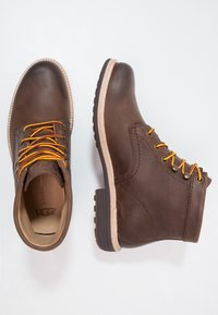 UGG - VESTMAR - Lace-up ankle boots - grizzly - 1