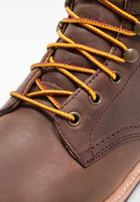 UGG - VESTMAR - Lace-up ankle boots - grizzly - 5