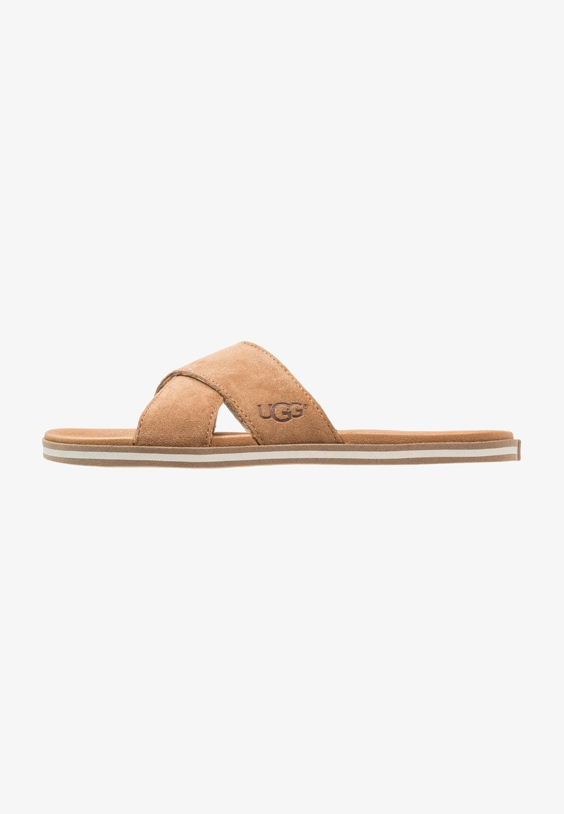 UGG - ITHAN - Mules - chestnut