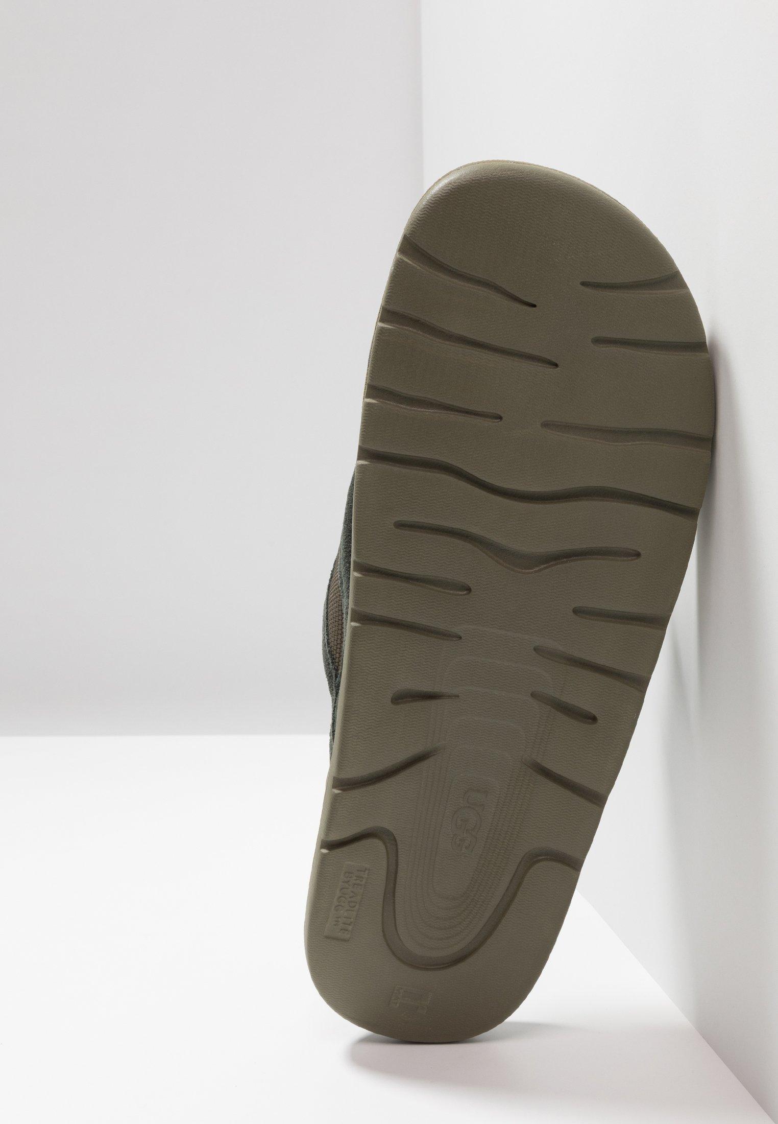 UGG TENOCH BALLISTIC - T-bar sandals - olive