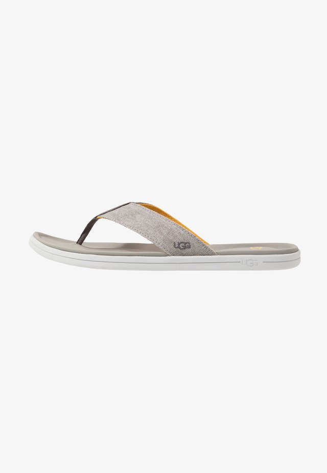 BROOKSIDE FLIP - T-bar sandals - seal
