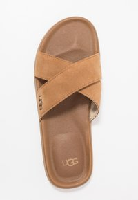UGG - BROOKSIDE SLIDE - Sandaler - chestnut - 1
