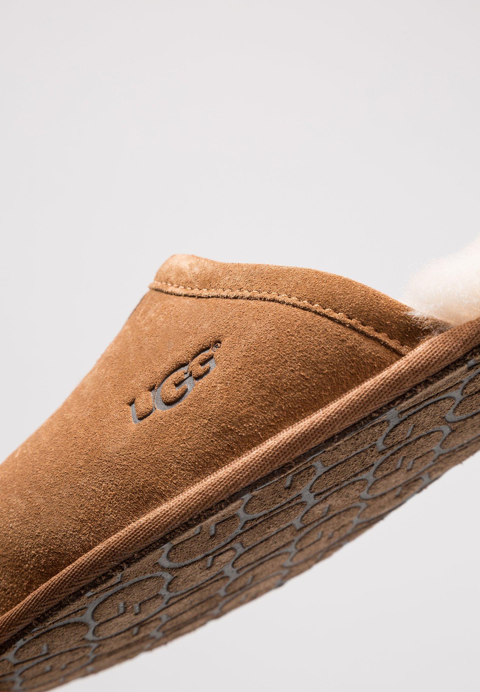 Ugg Scuff - Tøfler Cognac