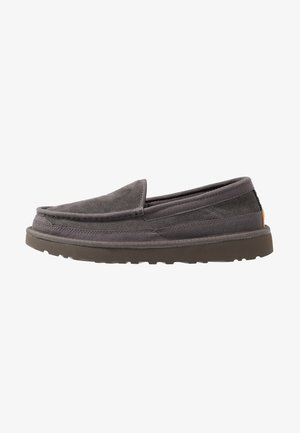 DEX - Pantuflas - dark grey