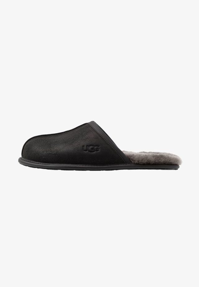 SCUFF - Pantoffels - black