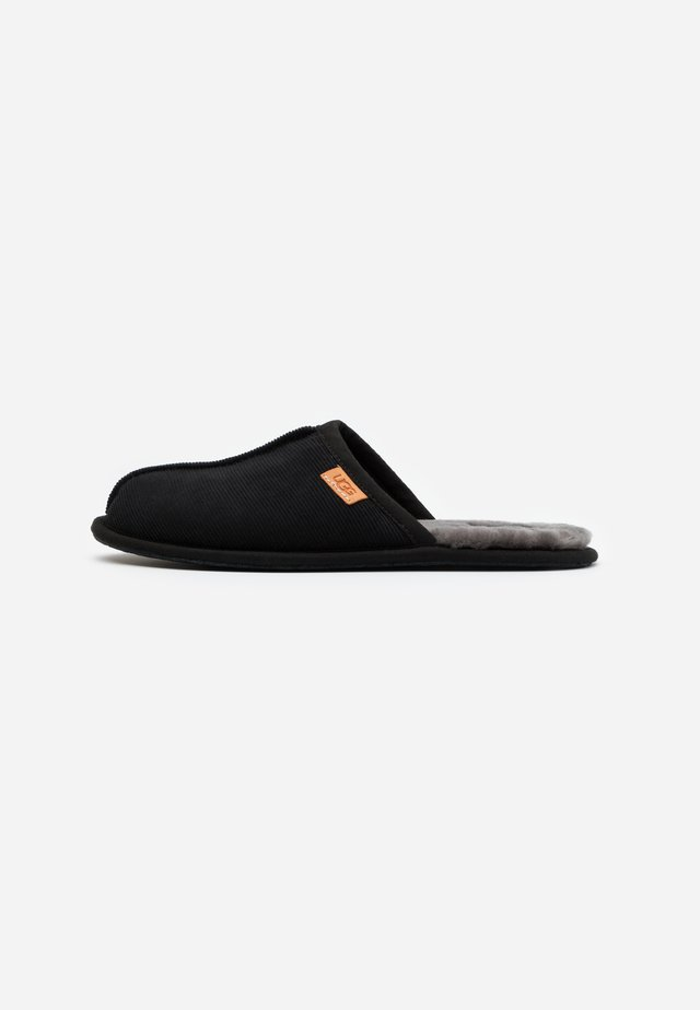 SCUFF  - Slippers - black