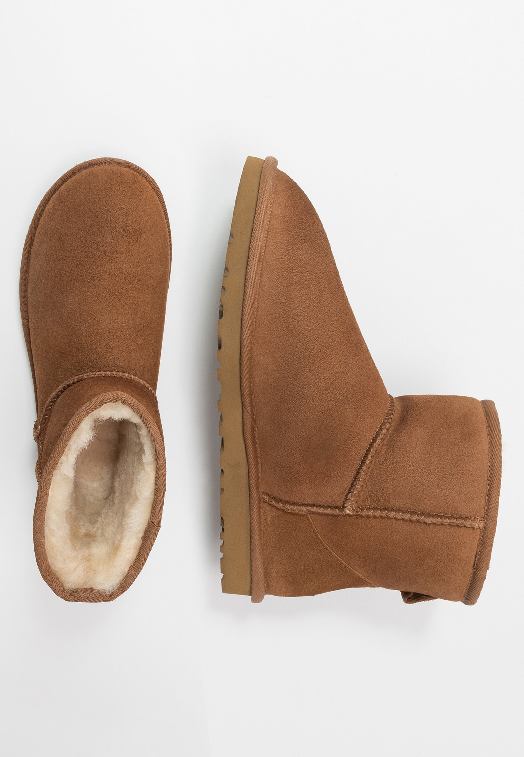 Ugg Classic Mini - Bottines Chestnut