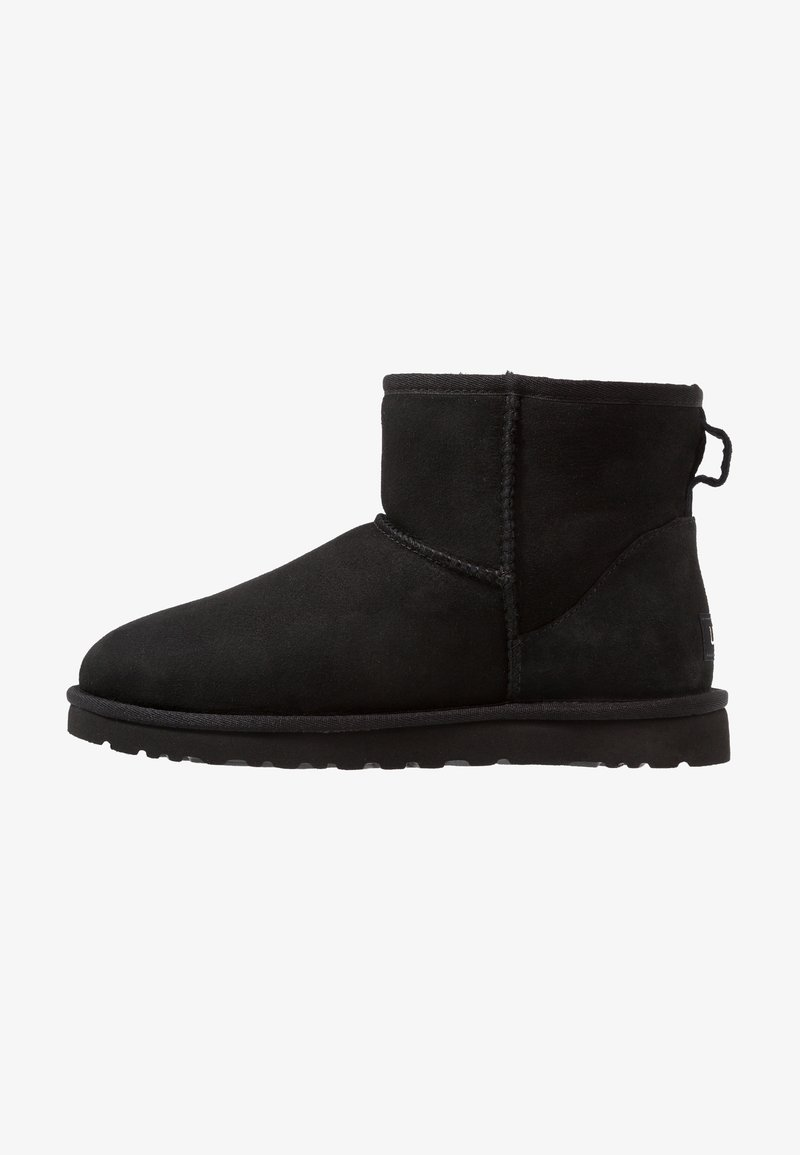 UGG - CLASSIC MINI - Classic ankle boots - black