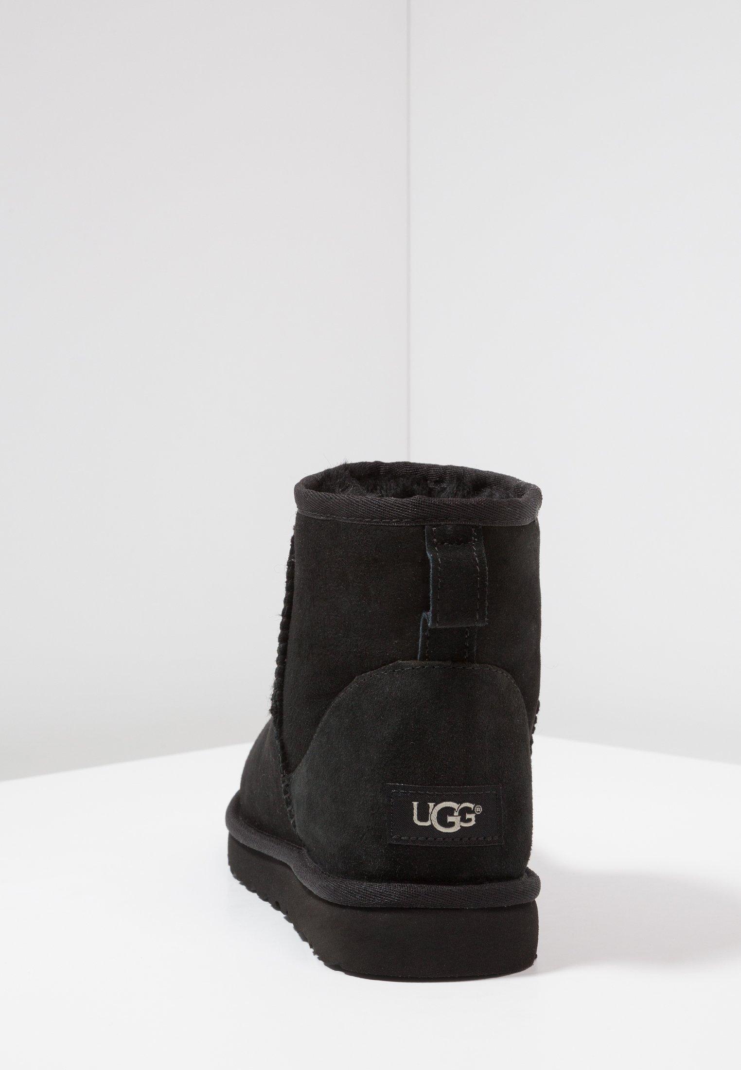 Ugg Classic Mini - Bottines Black