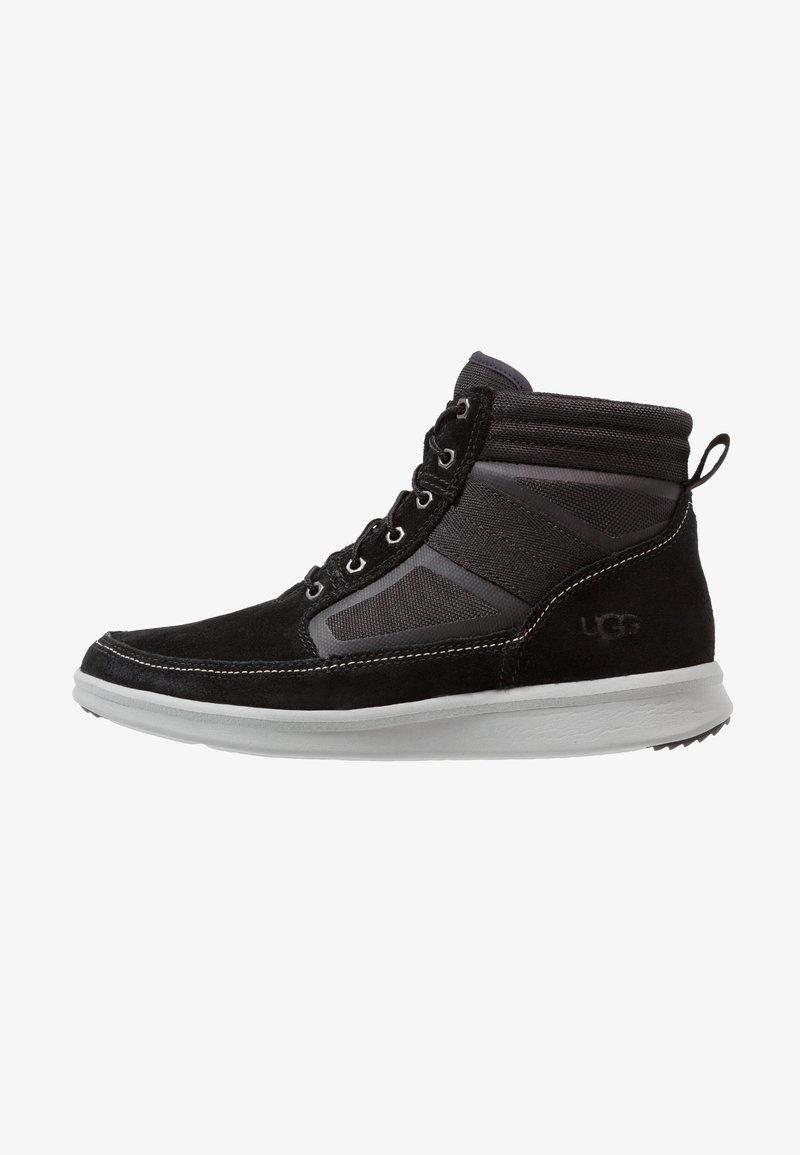 UGG - HEPNER FIELD BOOT - Sneakersy wysokie - black