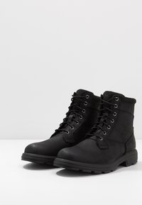 UGG - BILTMORE WORKBOOT - Bottines à lacets - black - 2