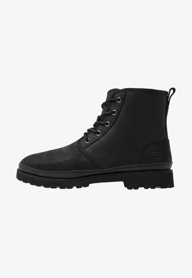 HARKLAND WP - Veterboots - black