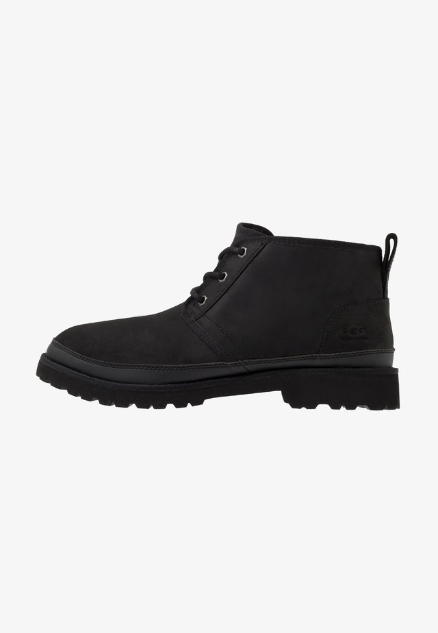 NEULAND WP - Veterschoenen - black