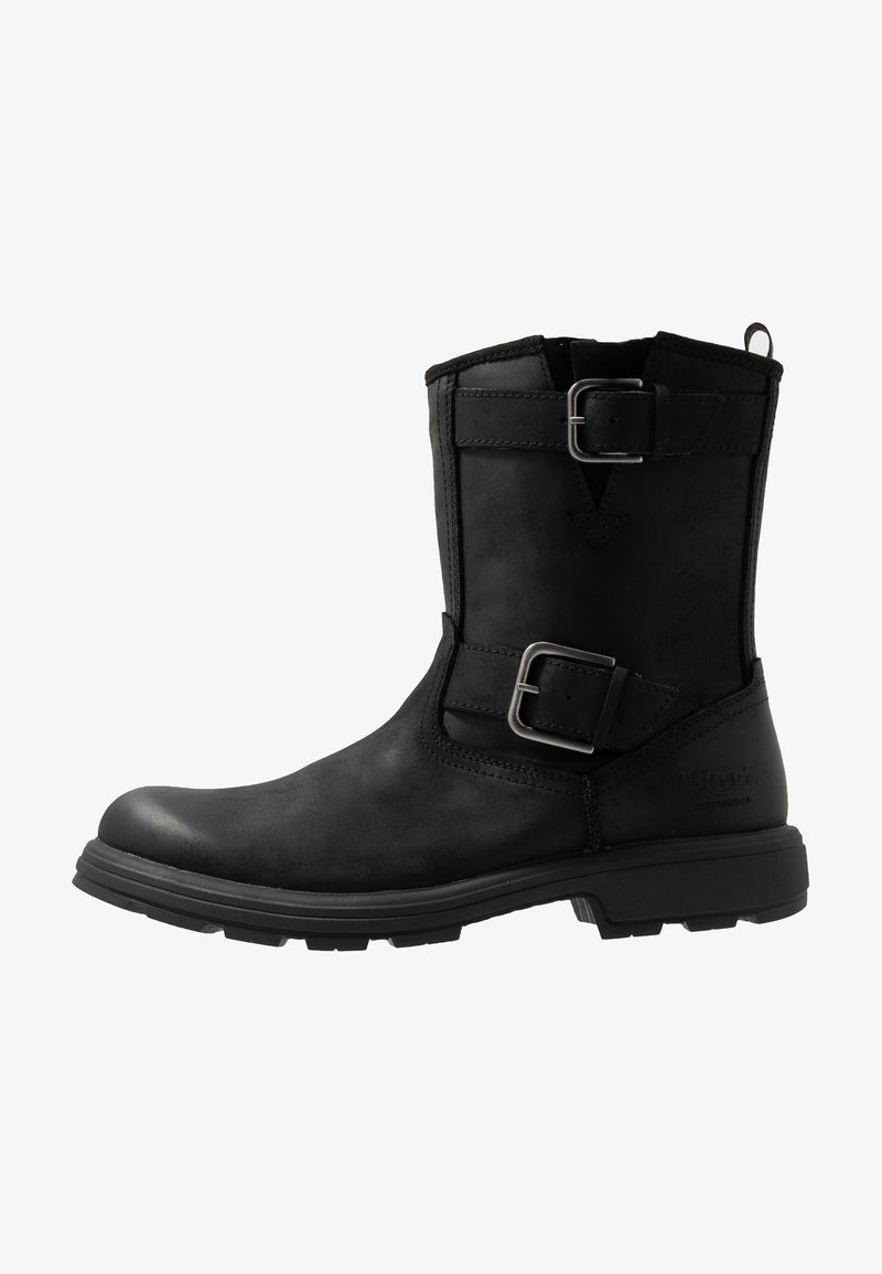 UGG - BILTMORE MOTO BOOT - Botki - black