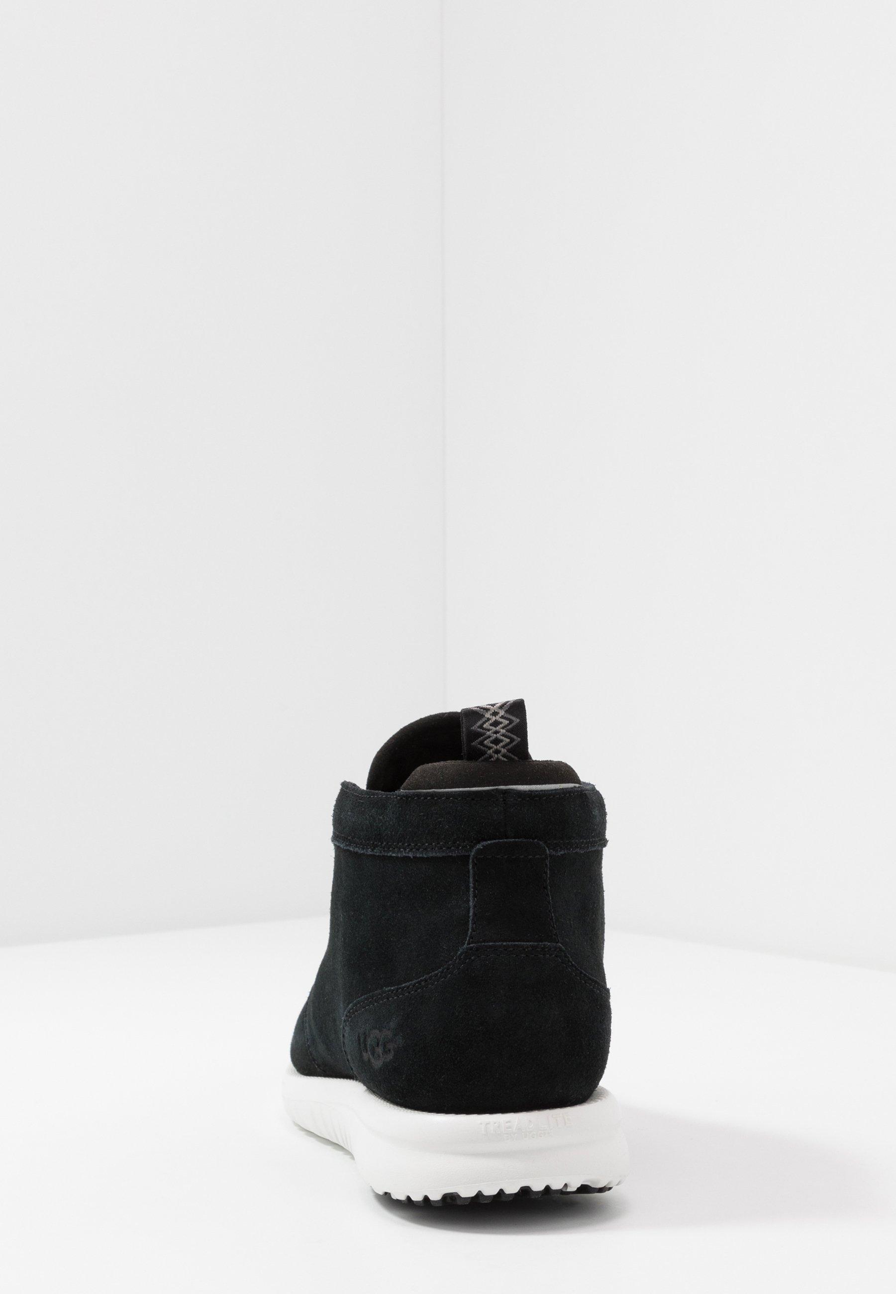 Ugg Union Chukka - Casual Snøresko Black