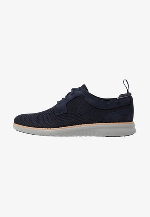 UNION DERBY HYPERWEAVE - Sneakersy niskie - navy