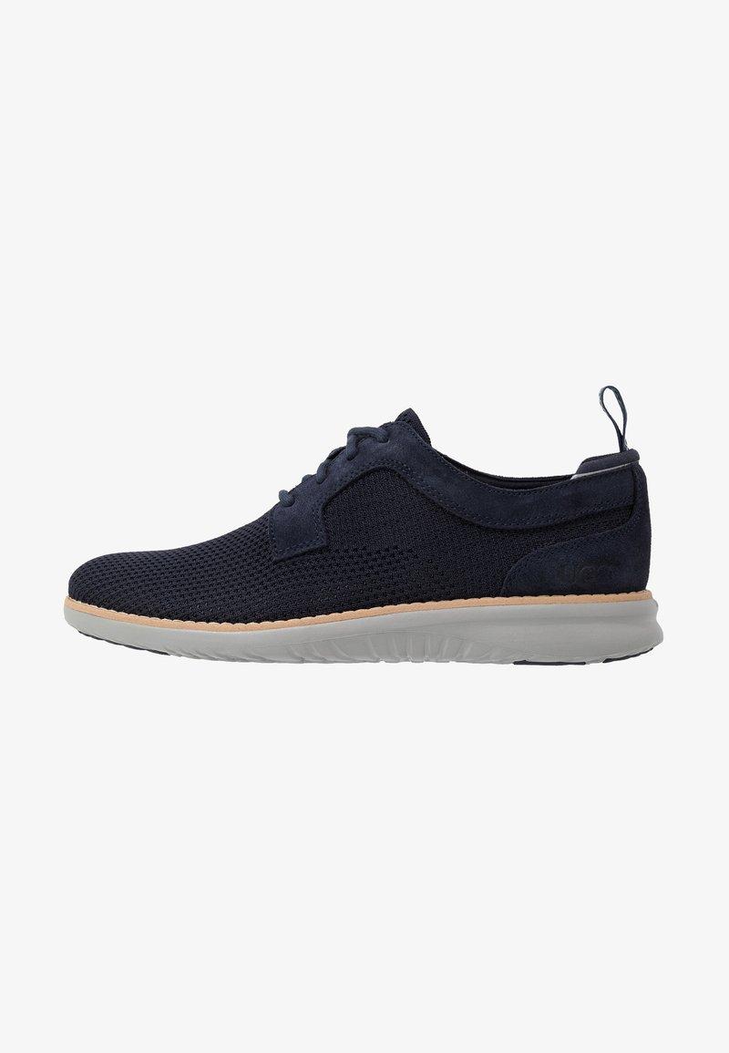 UGG - UNION DERBY HYPERWEAVE - Sneakersy niskie - navy